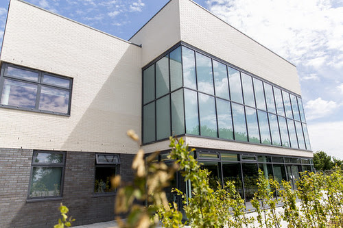Work completes on the brand new Bridgwater College McMillan Theatre
