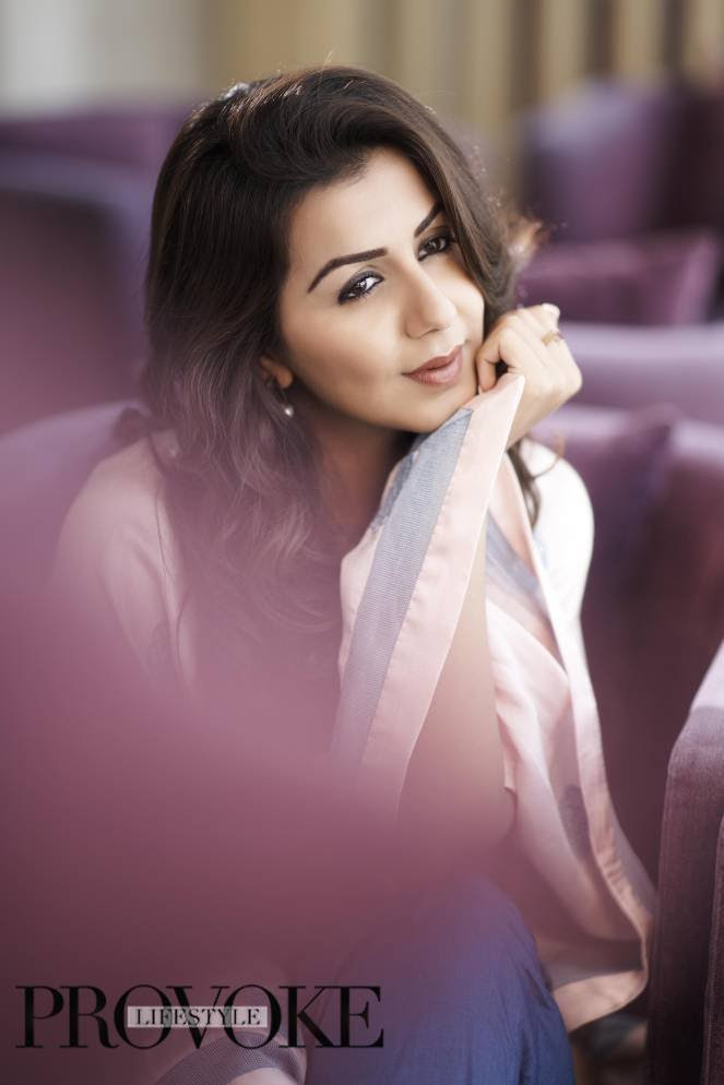 Hot Nikki Galrani in Provoke Magazine Photo Shoot - Sexy Actress Pictures | Hot Actress Pictures