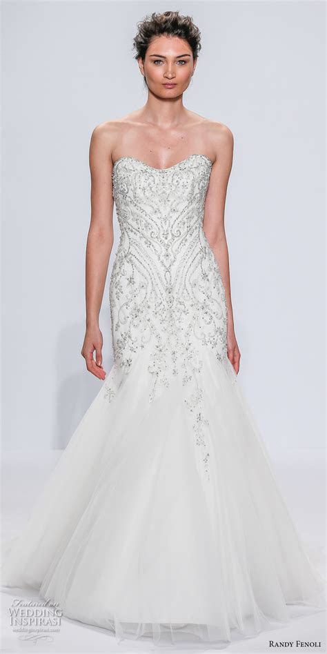 Randy Fenoli Bridal Spring 2018 Wedding Dresses ? New York