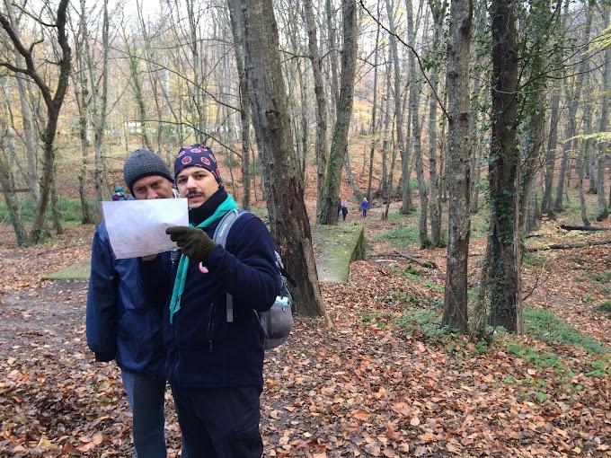 13 Aralık 2015 Oryantring Faaliyeti – Neşet Suyu (Doğu)