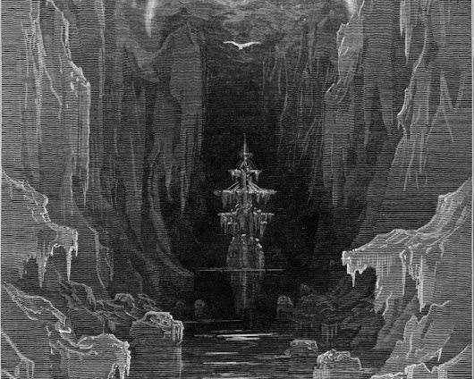 "S.T.COLERIDGE ""THE RIME OF THE ANCIENT MARINER"""