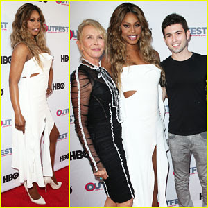 Laverne Cox Closes Out 2017 Outfest with 'Freak Show' Premiere - Watch Clip Here!