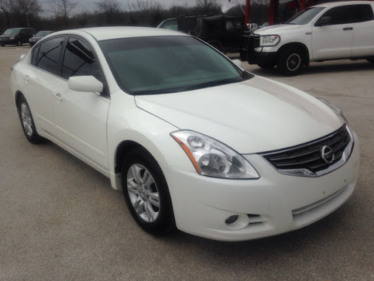 Used 2012 Nissan Altima for Sale in Springfield MO 65802 Clouse Motor Company