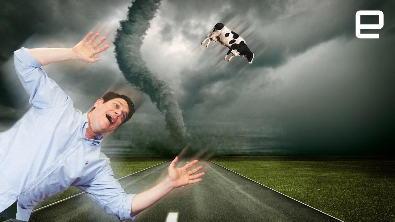 ICYMI: Tornado simulators and cranial cracking robo-surgeons
