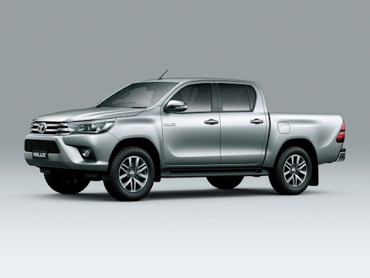 Toyota Hilux 8th-gen ute has new 2.4L diesel engine | Between the Axles