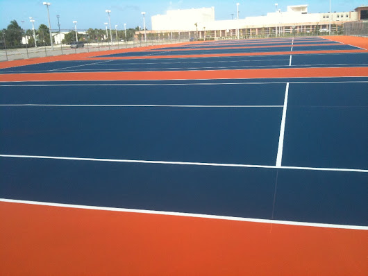 Tennis Court Resurfacing & Repair | Fort Myers & Naples Florida
