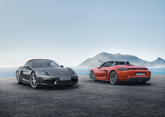 Porsche reintroduces four-cylinder engines with 718 Boxster | OpenRoad Auto Group