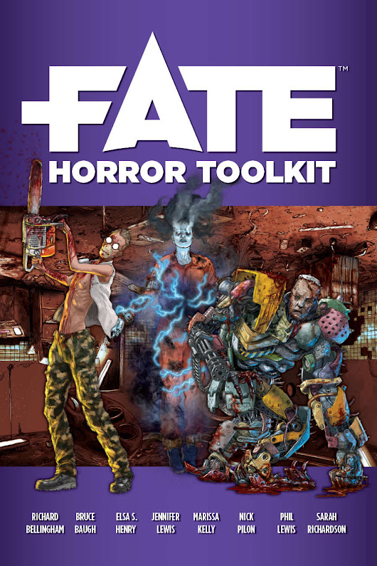 Fate Horror Toolkit