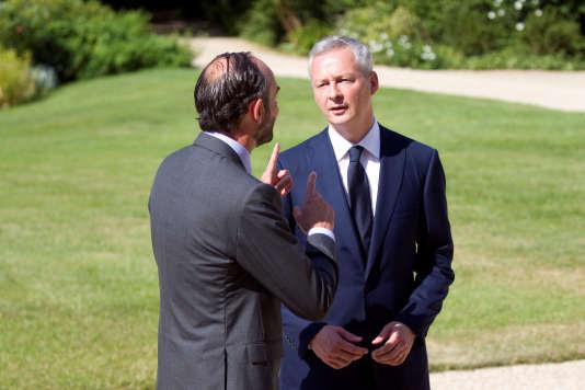 """Résultat de recherche d'images pour """"Philippe et Le Maire"""""""