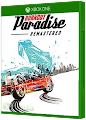 Burnout Paradise Remastered includes all addons from the Year of Paradise, including the Big Surf Island...