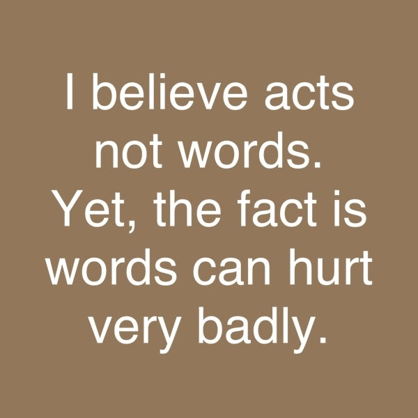 Quotes About Words That Hurt Quotes