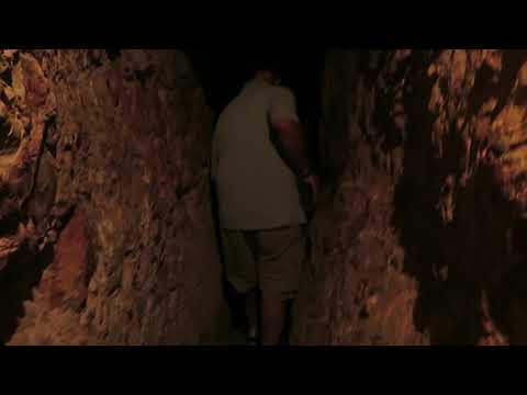 Jerusalem City of David - Guided Tour - Israel, Hezekiah Tunnel 10.14.18 (video Part 6 of 7)