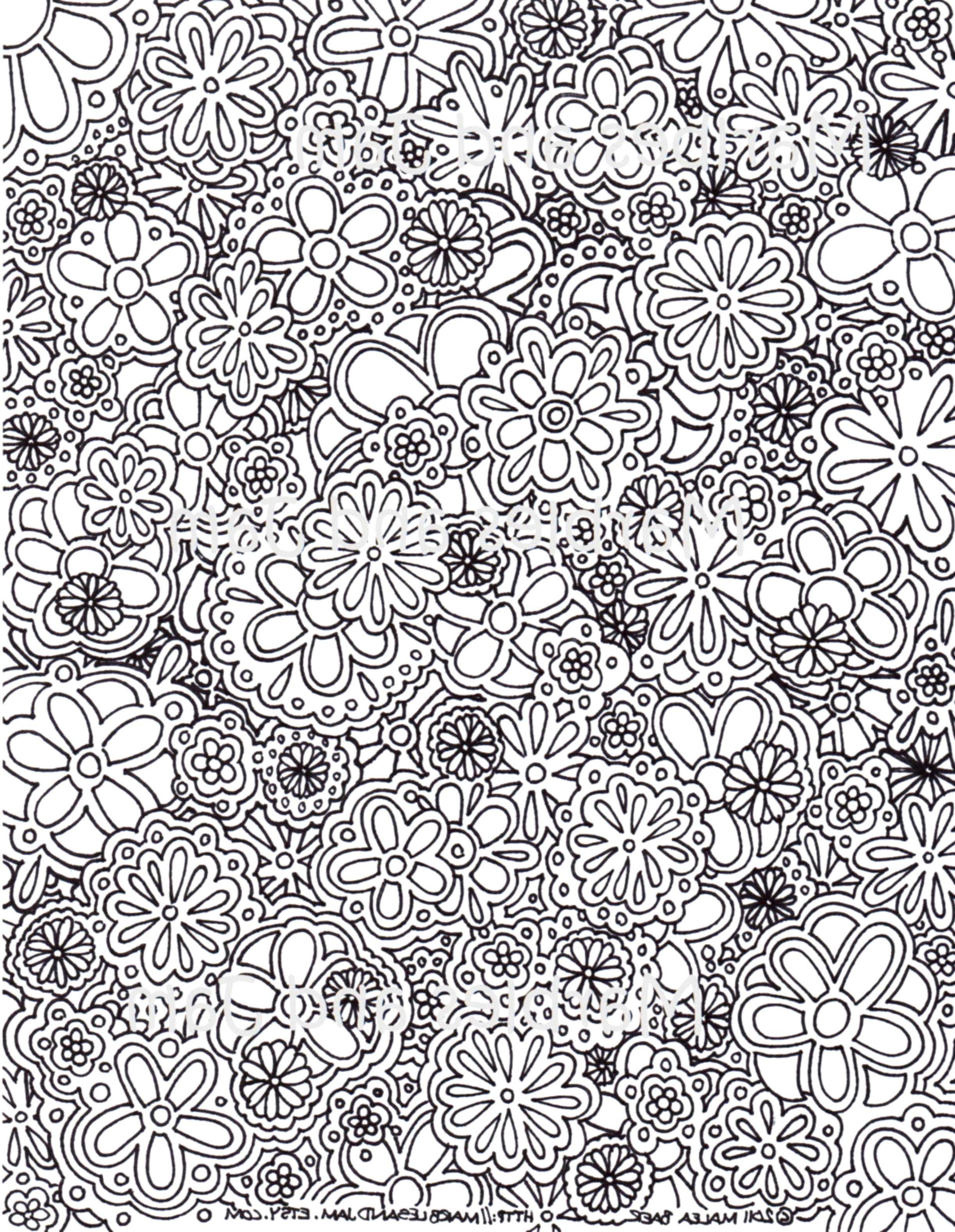 Complex Mandala Coloring Pages Printable Printable Coloring Page 25706 Bestofcoloring Com