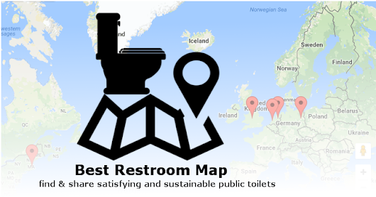 Best Restroom Map | electric Handdryer Association