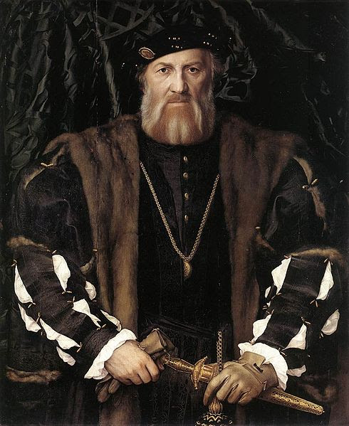 File:Hans Holbein d. J. - Portrait of Charles de Solier, Lord of Morette - WGA11551.jpg