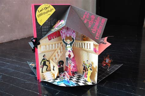 FPO: Chandelier Creative Holiday Pop up Card