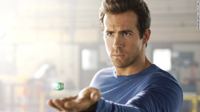 Ryan Reynolds became the Green Lantern in 2011 and has, presumably, been fighting evil ever since.