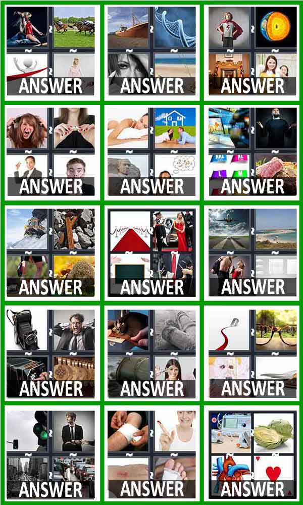 61 8 Letter Answer For 4pics 1word 1word For 8 Answer Letter 4pics