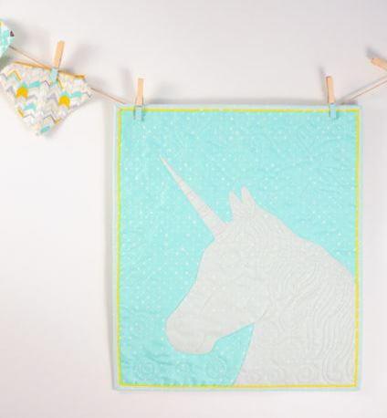 Mythical Unicorn Wall Hanging