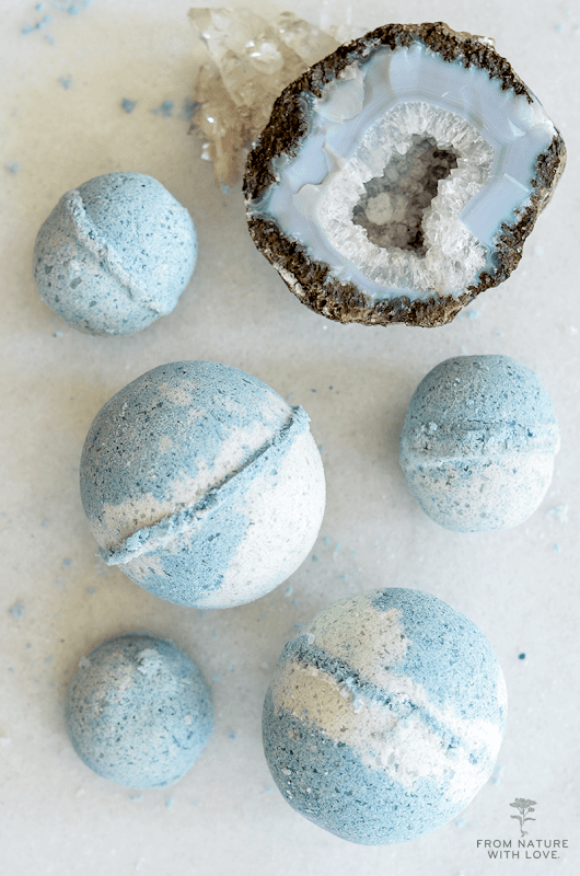 Sleepytime Magnesium Bath Bombs » Mary Makes Good