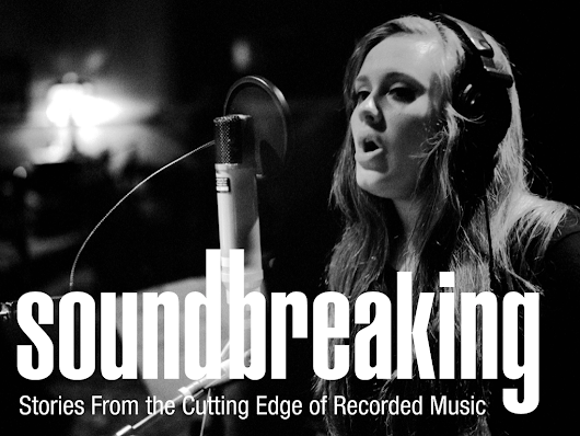 """Soundbreaking"" Series Interview with producer Joshua Bennett,"