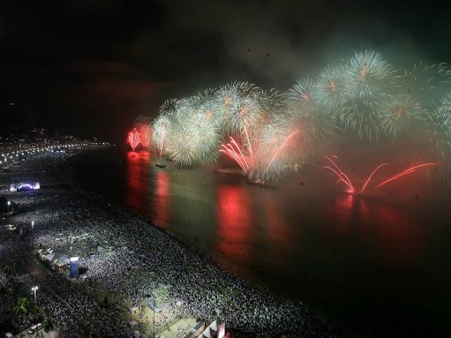 Réveillon no Rio terá shows em todas as regiões da cidade