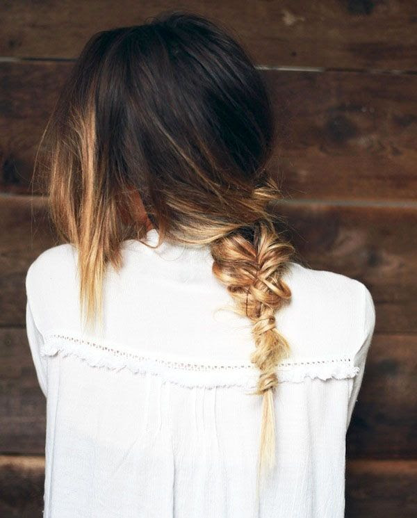 Le Fashion Blog How To Do A Messy Fishtail Braid Hair Tutorial Summer Ombre Hairstyle Inspiration Via Treasures And Travels photo Le-Fashion-Blog-How-To-Do-A-Messy-Fishtail-Braid-Hair-Tutorial-Summer-Ombre-Hairstyle-Inspiration-Via-Treasures-And-Travels.jpg