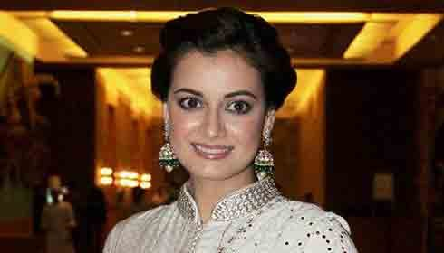 UN appoints #diamirza as #environment #goodwill #ambassador for #India http://www.drugtodayonline.com...