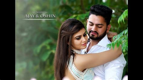 Best pre wedding song of best couple   YouTube