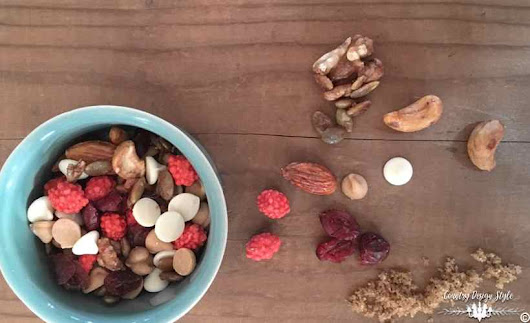 Trail Mix Recipe - Country Design Style
