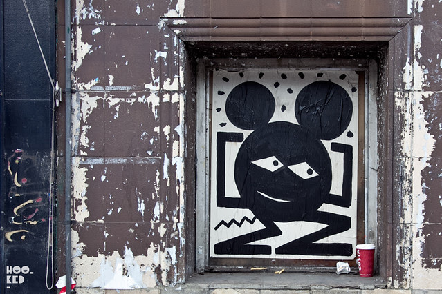 Paul Insect & Sweet Toof hit the streets of Shoreditch