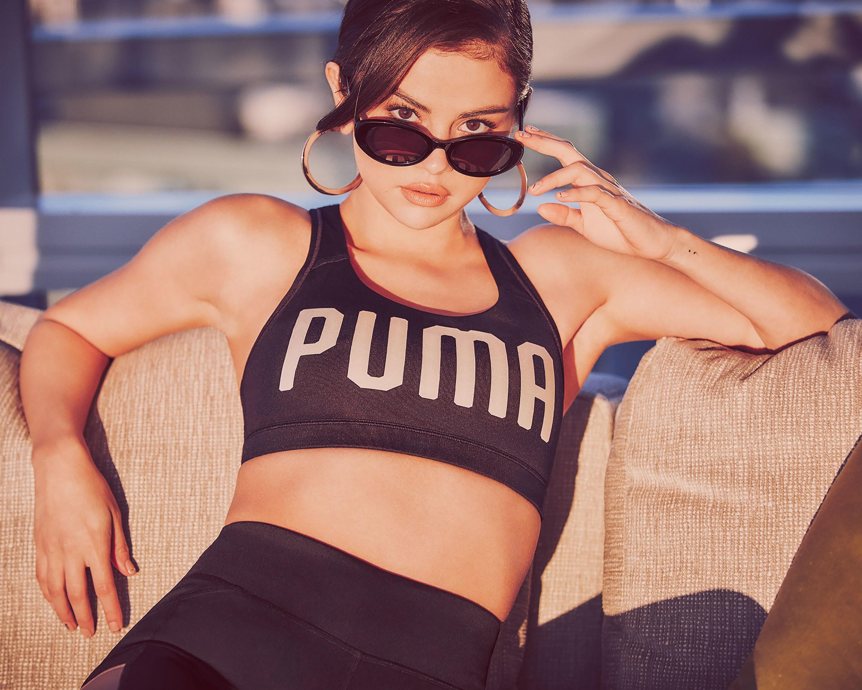 Selena Gomez – Puma 2017 Campaign Photoshoot