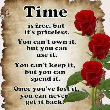 Time Waits Quotes