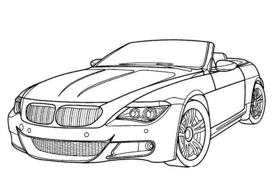 Cars Cartoon Drawing At Getdrawingscom Free For Personal Use Cars