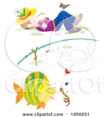 free clip art fishing. Royalty-free clipart