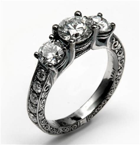 "Black Rhodium Plating, Adding that ""Pop"" to your Jewelry!"