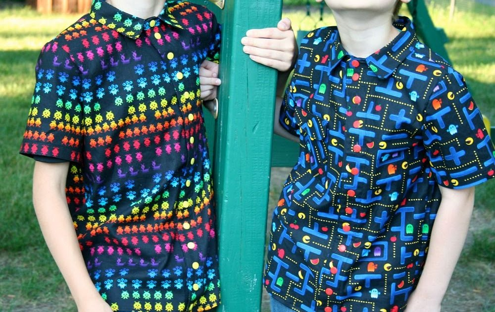 Sew Can Do Sewing Some Style For The Boys Offbeat Oxford
