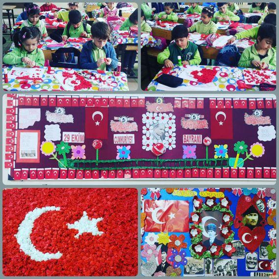 29 Ekim Cumhuriyet Bayramı Etkinlikleri Eğitim Bilişim Ağı
