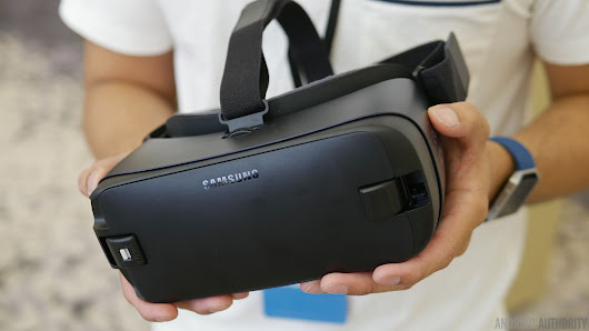 Samsung Galaxy S7 and Gear VR giveaway – VR MONTHLY – September 2016