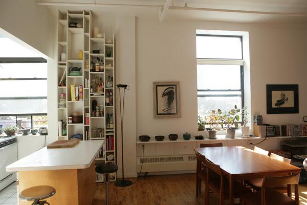Loft Living in Brooklyn, New York