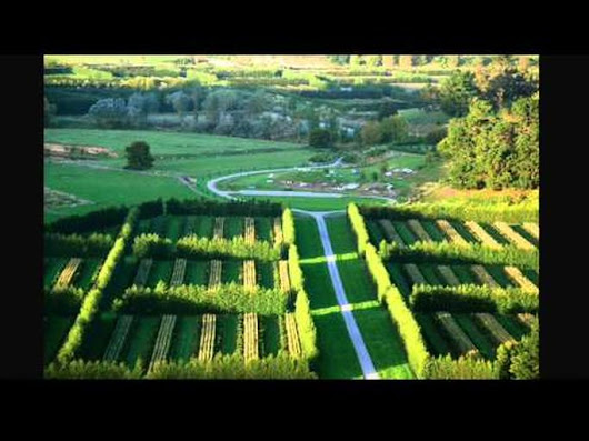 TEDx Talk by Thomas Woltz, landscape architect who designed the Aga Khan Islamic Garden Alberta – Ismailimail