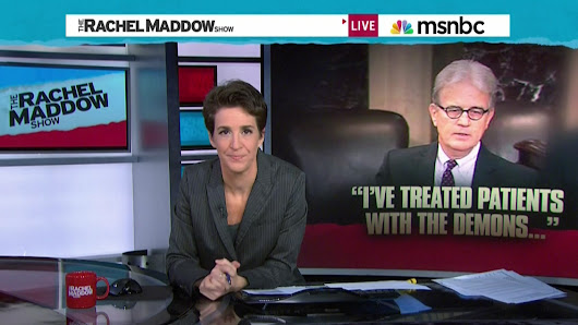 Rachel Maddow Blasts Tom Coburn For Blocking Veterans' Suicide Prevention Bill