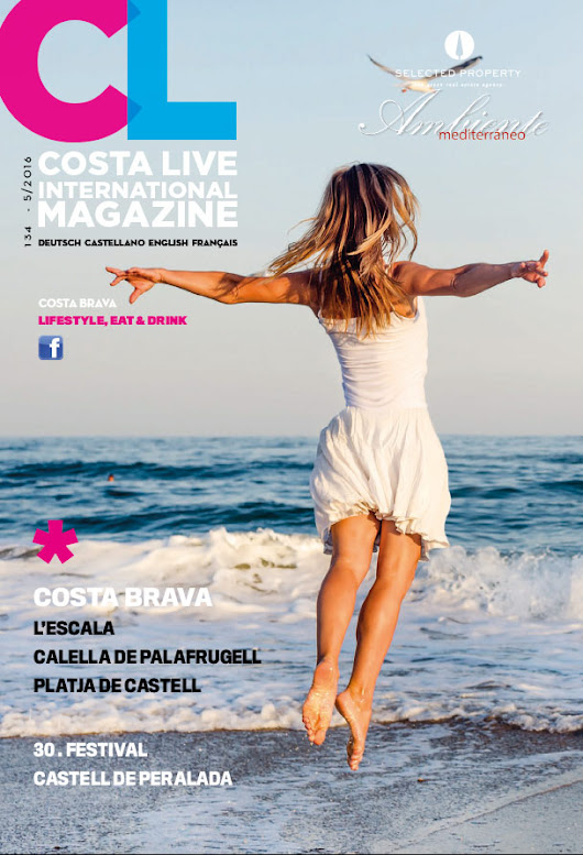 Costa-Live International Magazine | Costa-Brava