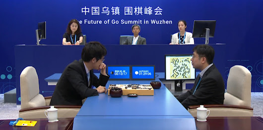 Google's AlphaGo AI takes the scalp of the world's number one Go player