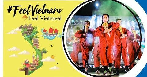 Remix One Crew Đại học Tôn Đức Thắng - Feel Việt Nam | Vietravel