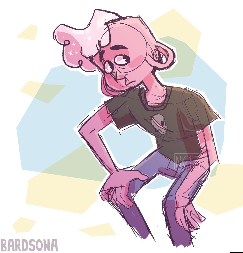 pink boy mcgee