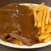 LaPlace Frostop Open Face Roast Beef Dinner