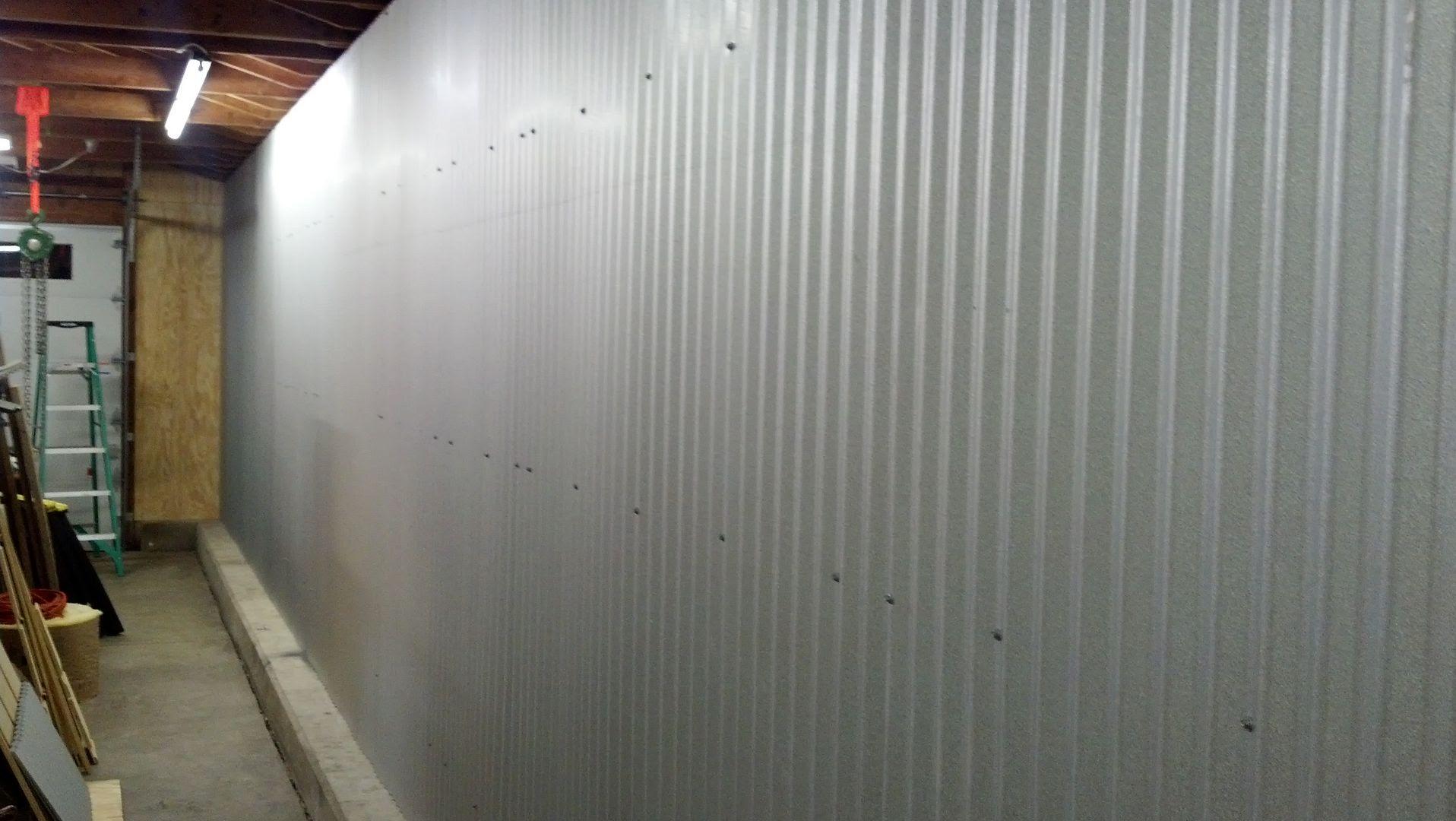 Garage Wall Covering Not Drywall Edition Grassroots Motorsports