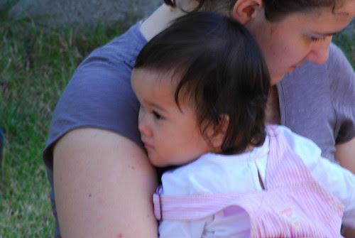 sakura and her mommy