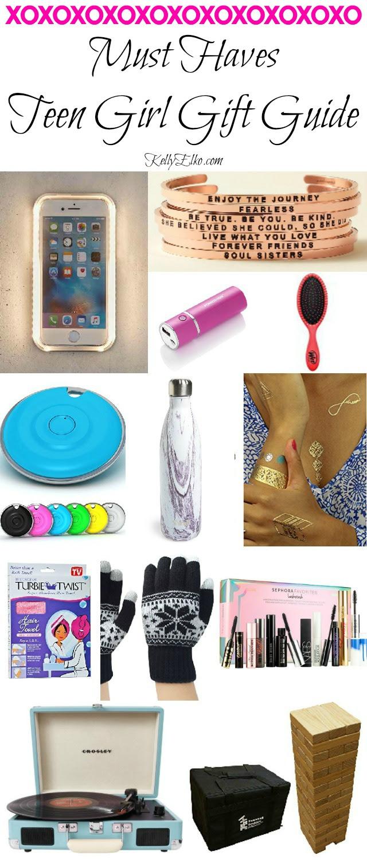 Hot List - Teenage Girl Gift Guide